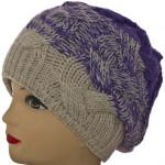 SH15021 бежевый-фиолетовый