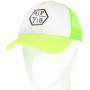TND18002 белый-салатовый
